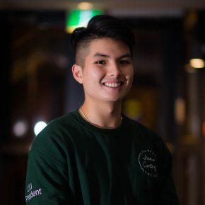 Brandon Liu President