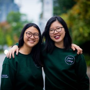 E&O Directors Megan Pham-Quan and Michelle Zhang